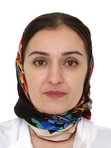Сайдаева Джамиля Хамидовна