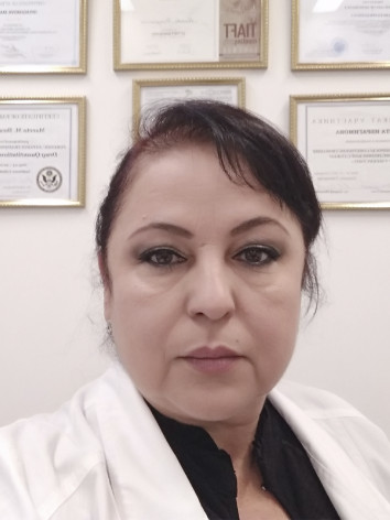 Ибрагимова (Чинхоева) Марета Мухарбековна.