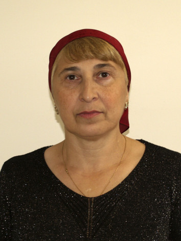 Ахмадова Рукият Мусаевна